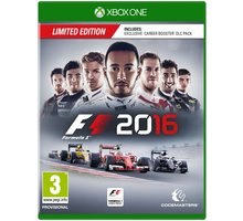 F1 2016 - Limited Edition (Xbox ONE) - 4020628827885