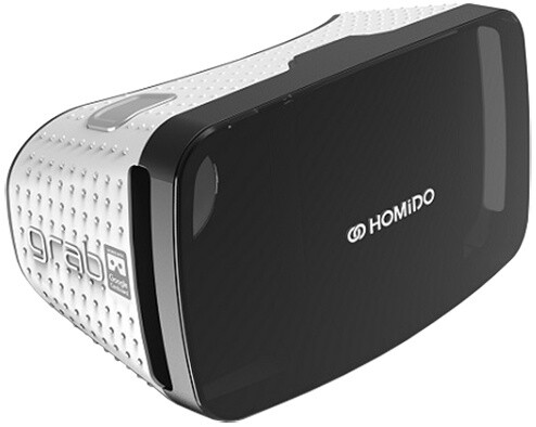 Homido Grab Virtual reality headset - Bílá