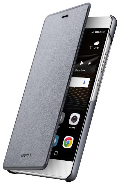 Huawei Original Folio Pouzdro pro P9 Lite (EU Blister), šedá