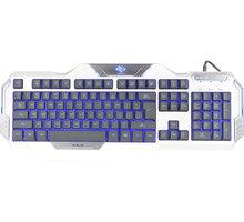 E-Blue Auroza, bílá, US - EKM709WHUS-IU