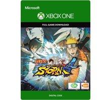 Naruto Shippuden Ultimate Ninja Storm 4 (Xbox ONE) - elektronicky - G3Q-00120