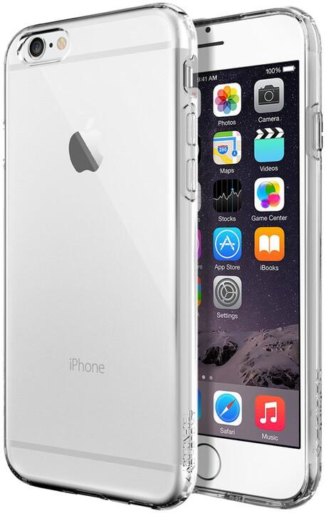 Spigen Capsule pouzdro pro iPhone 6/6s, crystal clear
