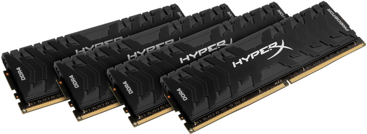 Kingston HyperX Predator 32GB (4x8GB) DDR4 3333
