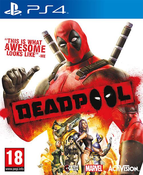 Deadpool - PS4