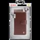 Krusell EKERÖ FolioWallet 2in1 flipové pouzdro pro Samsung Galaxy S8, kávová