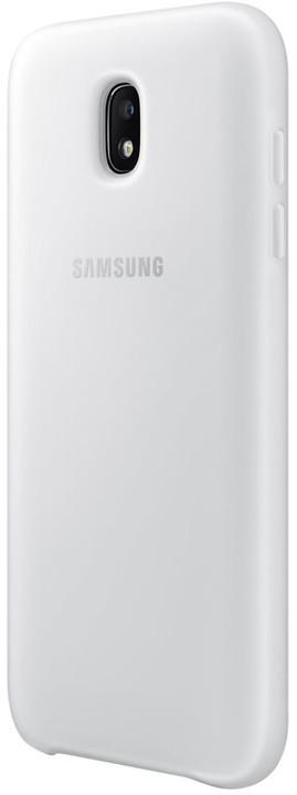Samsung Galaxy J5 Zadní kryt, Dual LayerCover, bílá