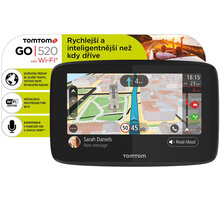 TOMTOM GO 520 World Lifetime - 1PN5.002.01