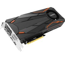 GIGABYTE GeForce GTX 1080 Turbo OC 8G, 8GB GDDR5X - GV-N1080TTOC-8GD + Kupon na hru Destiny 2, platnost od 13.6.2017 - 5.9.2017