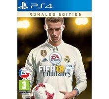 Electronic Arts FIFA 18 - Ronaldo Edition (PS4)