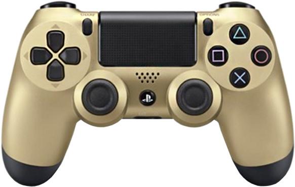 Sony PS4 DualShock 4, zlatý