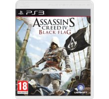 Assassin's Creed IV: Black Flag - PS3 - USP30087