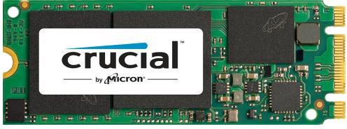Crucial MX200, M.2 - 250GB