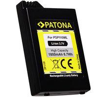 Patona baterie pro herní konzoli Sony PSP-1000 Portable 1800mAh Li-lon 3,7V - PT6514