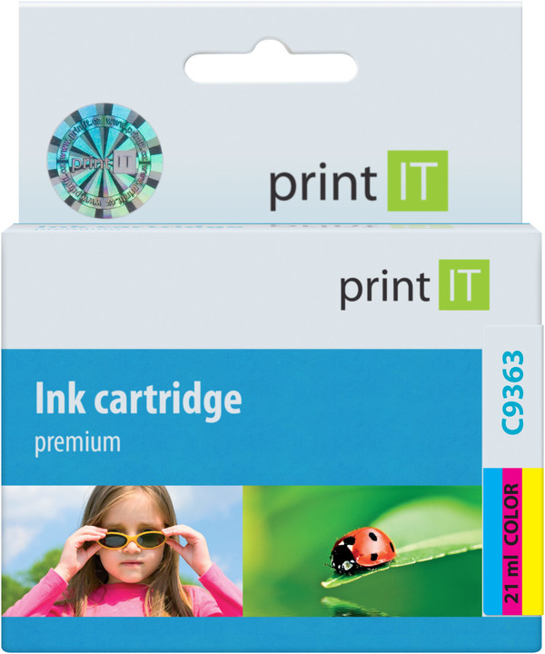 PRINT IT alternativní HP C9363 color No. 344