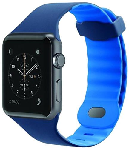 Belkin Apple watch Sports řemínek, 42mm,modrý