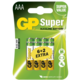 GP Super Value, alkalická, AAA, 8ks (6+2) LR03