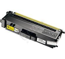 Brother TN-320Y, žlutý - TN320Y + Fotopapír Safeprint pro laserové tiskárny Glossy, 135g, A4, 10 sheets v hodnotě 100Kč