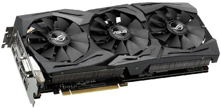 ASUS GeForce GTX 1060 ROG STRIX-GTX1060-6G-GAMING, 6GB GDDR5