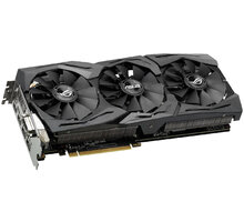 ASUS GeForce GTX 1060 ROG STRIX-GTX1060-6G-GAMING, 6GB GDDR5 - 90YV09Q1-M0NA00 + Kupon na hru ROCKET LEAGUE, platnost od 30.5.2017 - 31.7.2017