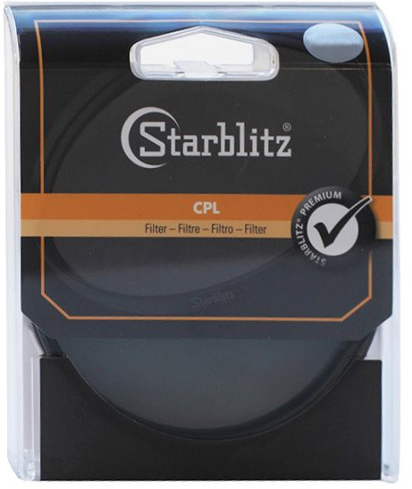 Starblitz cirkulárně polarizační filtr 52mm
