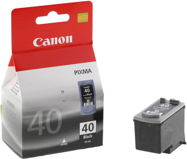 Canon PG-40, černá