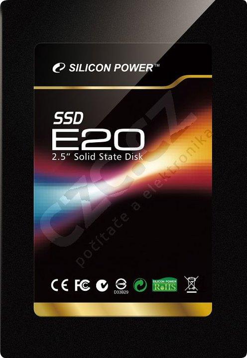 Silicon Power Extreme series E20 - 256GB