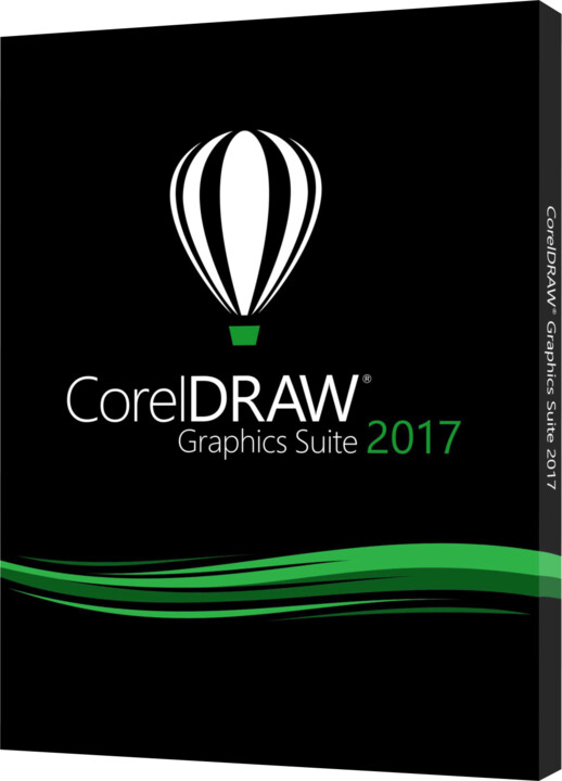 CorelDRAW Graphics Suite 2017 (Single User)