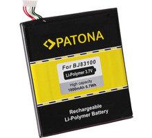 Patona baterie pro HTC BJ83100 1800mAh 3,7V Li-Pol - PT3110