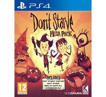 Don't Starve - Mega Pack (PS4)