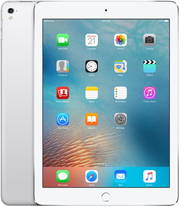 """APPLE iPad Pro Cellular, 9,7"""", 256GB, Wi-Fi, stříbrná"""