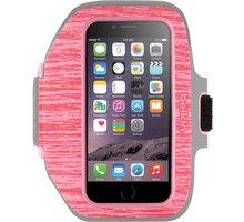 Belkin Sport Fit Plus Armband pouzdro pro iPhone 6/6s, camelia pink/petal pink - F8W633btC00