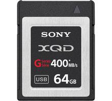 Sony QDG64A-R XQD řada G 64GB