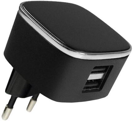 Fontastic cestovní nabíječka, 2 x USB, 3,1A, blister