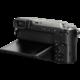 Panasonic Lumix DMC-GX80, stříbrná, tělo