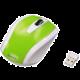 Hama AM-7200, bílá/zelená