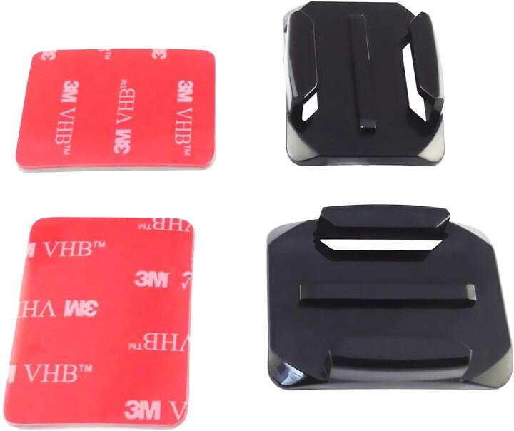 SJCAM 2 X Curved Surface 3M VHB Adhesive Sticky Mount