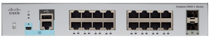 Cisco Catalyst C2960L-16PS-LL