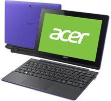 Acer Aspire Switch 10E (SW3-016-18CN), fialová - NT.G90EC.001
