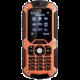myPhone HAMMER, oranžová/černá  + Zdarma GSM reproduktor Accent Funky Sound, modrá (v ceně 299,-)