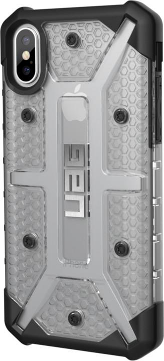 UAG plasma case Ice - iPhone X, clear
