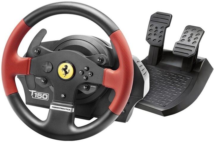 Thrustmaster T150 Ferrari Edition (PC, PS3, PS4)