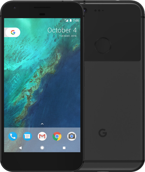 Google Pixel - 32GB, černá