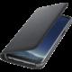 Samsung S8 Flipové pouzdro LED View, černá