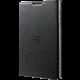BlackBerry flipové kožené pouzdro pro BlackBerry Passport, černá