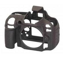 Easy Cover silikonový obal pro Nikon D600/610 černá - ECND600B