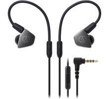 Audio-Technica ATH-LS70iS, šedá