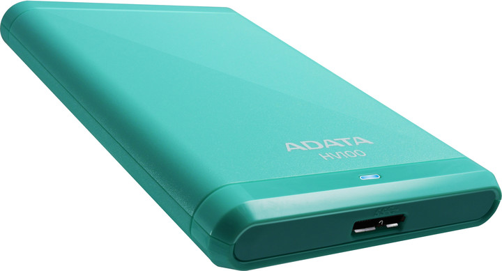 ADATA HV100 - 1TB, modrá