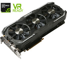Zotac GeForce GTX 1080 AMP Extreme, 8GB GDDR5X - ZT-P10800B-10P + PC Hra Watch Dogs 2 v ceně 1399,-Kč