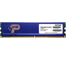 Patriot Signature Line 8GB DDR3 1333 With Heatsheild CL 9 - PSD38G13332H