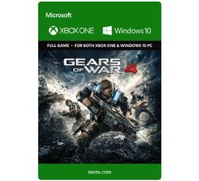 Gears of War 4: Standard Edition (Xbox Play Anywhere) - elektronicky - PC - G7Q-00027